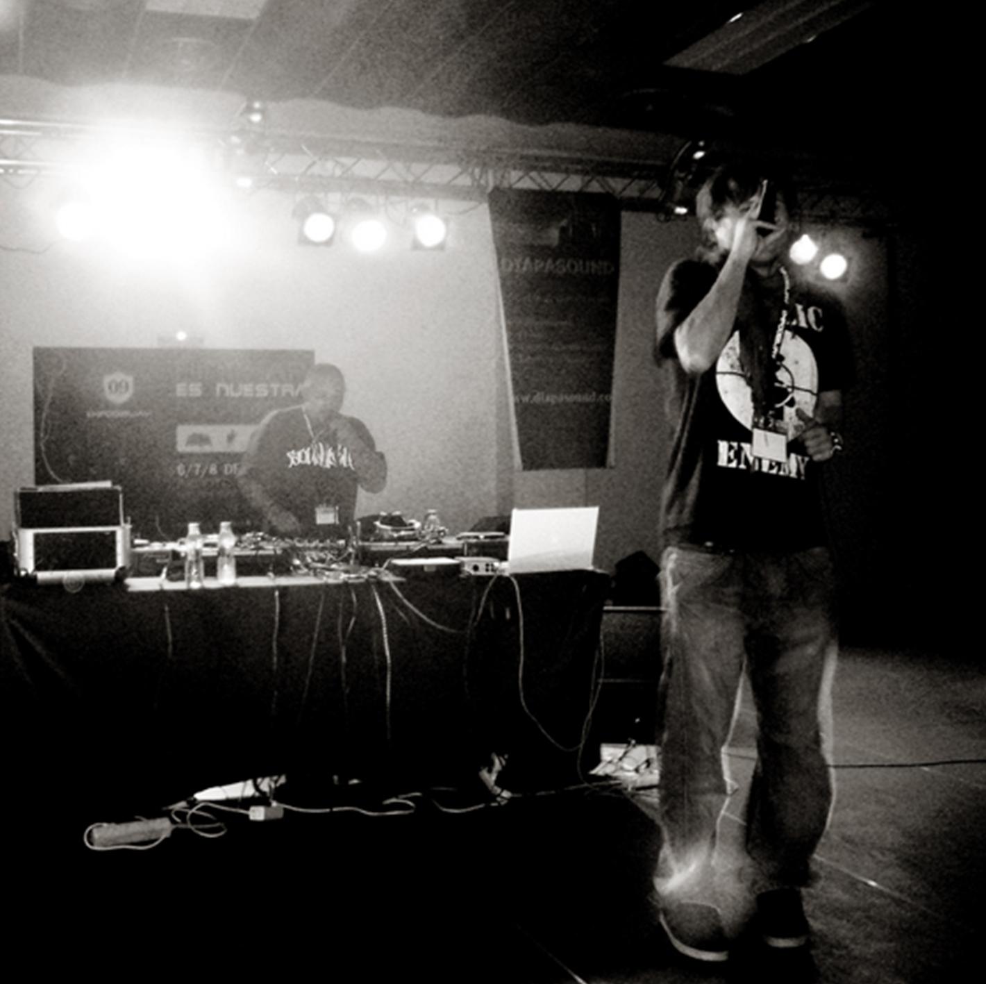 conciertos de rap en Barcelona